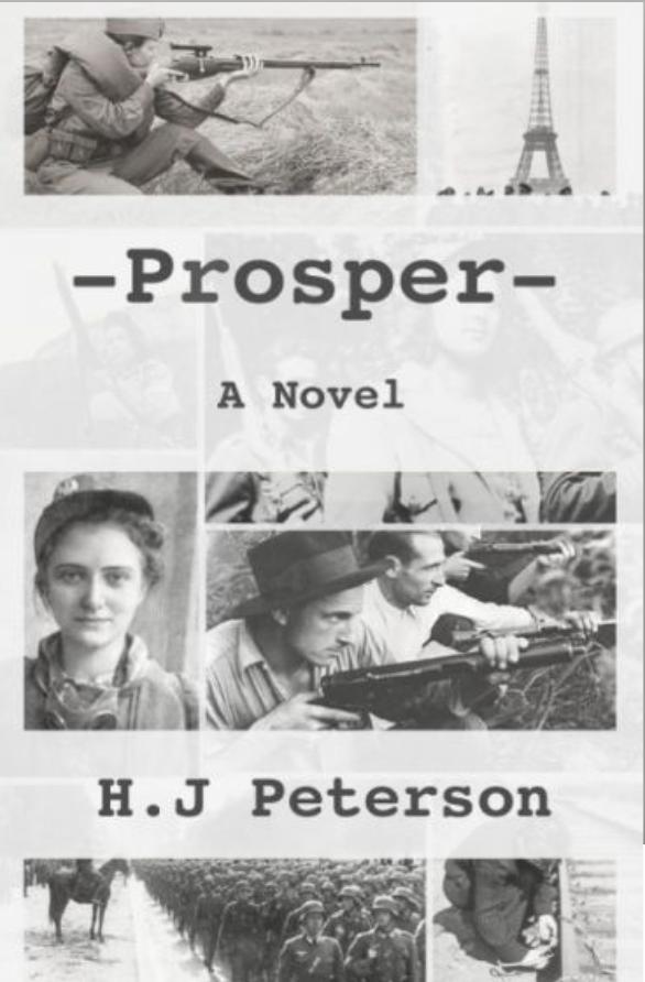 """Prosper"" by H.J. Peterson"
