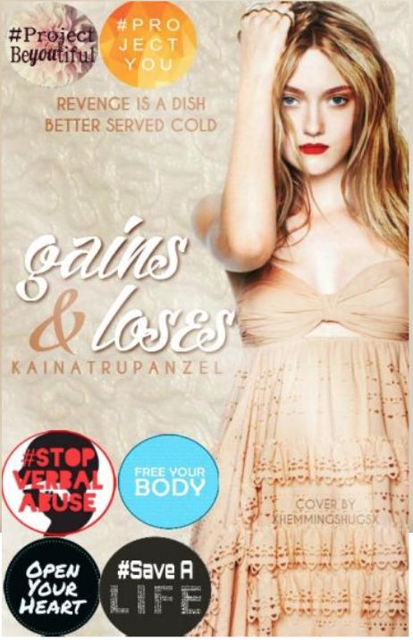 """""""Gains & Losses"""" by Kainat Rupanzel"""