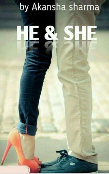 """""""HE & SHE"""" by Akansha Sharma"""