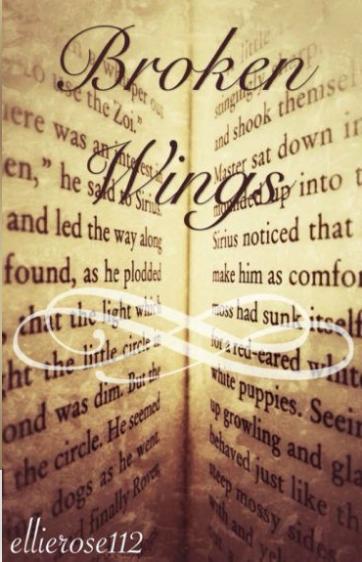 """""""Broken Wings"""" by Ellie Rose"""