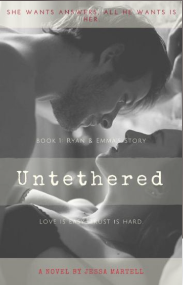 """Untethered"" by Jessa Martell"
